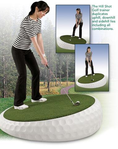 Hill Shot Golf: About Hill Shot Golf